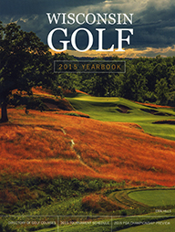2015 Wisconsin Directory of Golf Courses