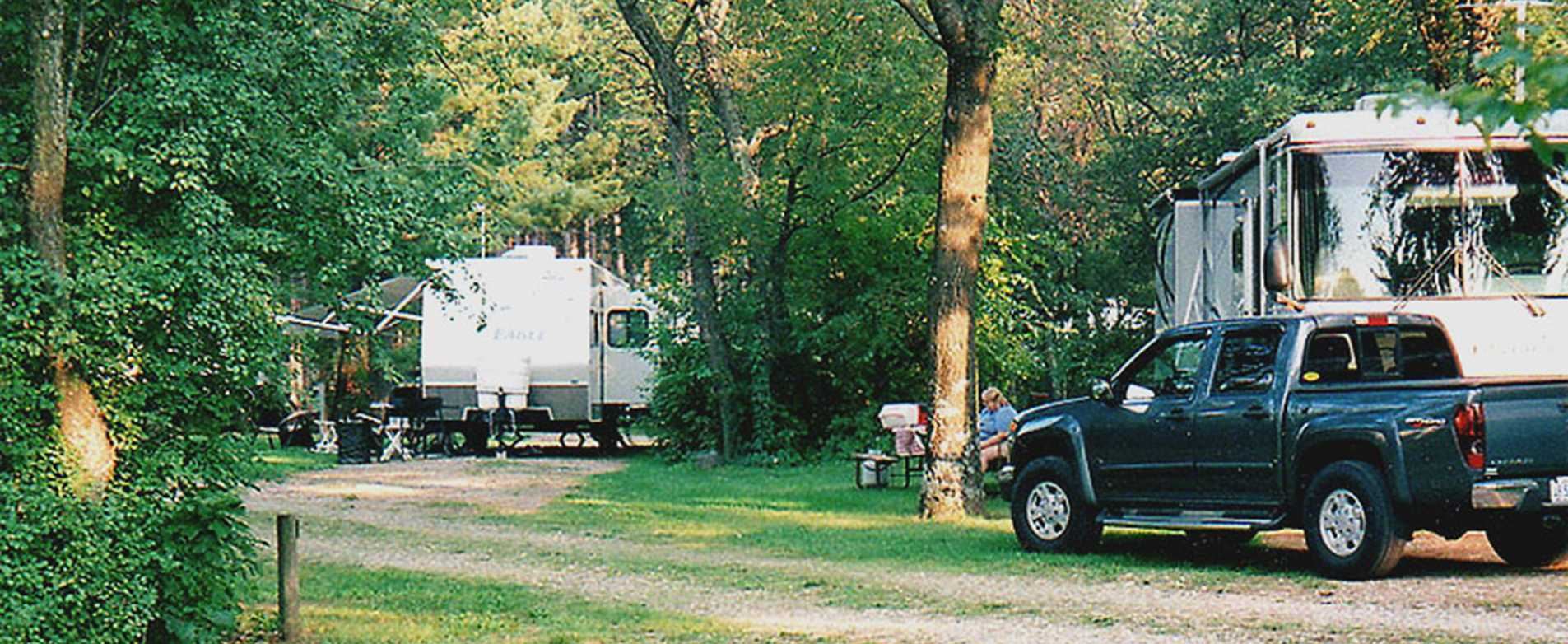 Dell Boo Campground