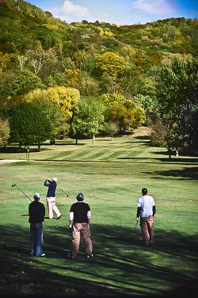 Forest Hills Golf Course | Photo Credit: RJ & Linda Miller