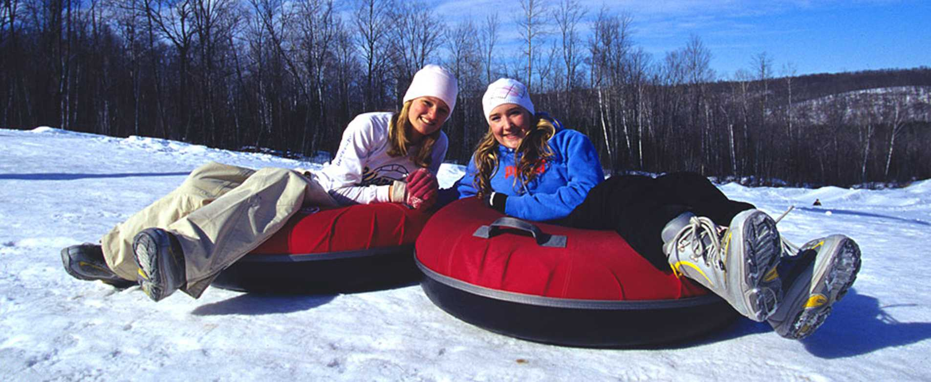 Christie Mountain Snowtubing