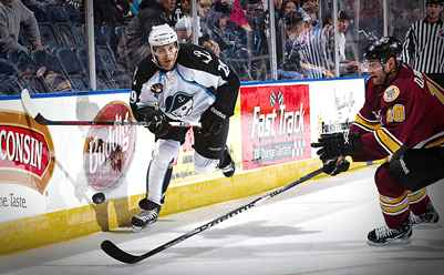 Mark Van Guilder Milwaukee Admirals