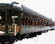 All Aboard! Wisconsin Snow Trains