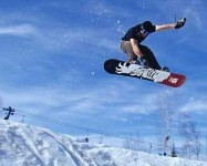 5 Great Snowboarding Parks
