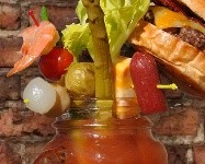 Wisconsin's Most Creative, Colossal and Cheeseburger-filled Bloody Marys