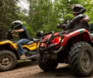 ATV/UTV Riding in Black River Falls Area