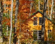 Catch Fall Color at These Cabins & Cottages
