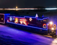 CP Holiday Train Coming to Wisconsin