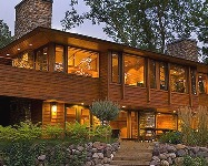 Five Romantic Cabins in Wisconsin