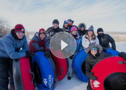 Real Fun: Our Wisconsin Snow Tubing Story