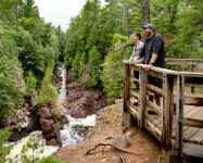 Take a Look at Wisconsin's Highest Waterfalls