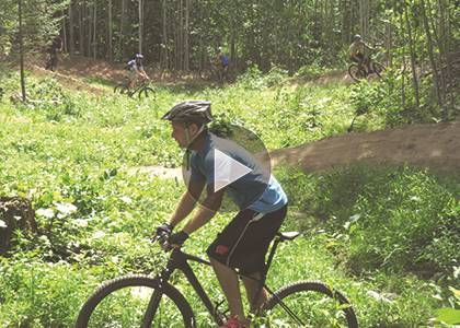 REAL FUN: OUR WISCONSIN MOUNTAIN BIKING STORY