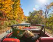 Best Northern Fall Color Road Trips