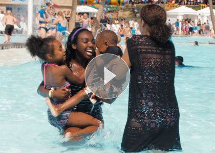 Real Fun: Our Wisconsin Dells Water Park Story