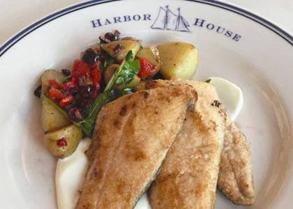 Dining: Harbor House