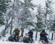 Supper Club Stops for Snowmobilers