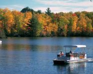 Fall Color Boat Rides