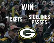 Packers Dream Draft Sweepstakes