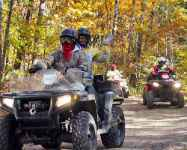 ATV Season's Not Over Yet. Let's Ride!