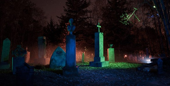 16 Haunted Houses Throughout Wisconsin