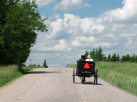 Image for Wisconsin Amish Communities