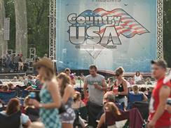 Image for Wisconsin Country Music Festivals