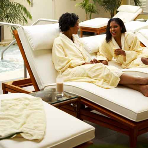 A Girlfriends Spa Getaway? Good for You!