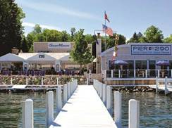 Image for Dock & Drink: 4 Boat-Up Bars in Wisconsin