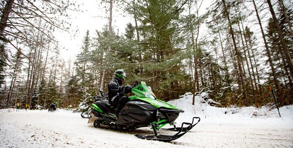 Top Snowmobiling Spots in Northeast Wisconsin