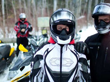 Image for Five Tips for Snowmobilers Visiting Wisconsin