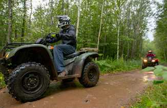 Black River State Forest ATV Trails | Travel Wisconsin