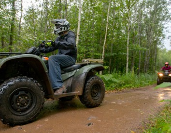 3 ATV Destinations for a Wisconsin Guy's Getaway