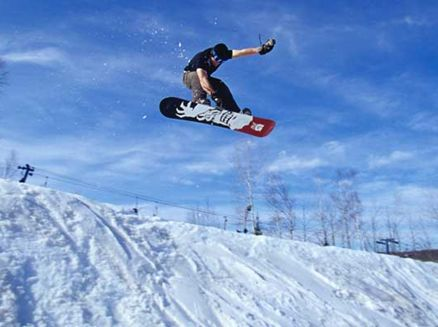 Image for 5 Great Snowboarding Parks