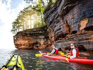 Discover Adventure at Wisconsin's Apostle Islands