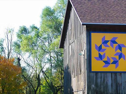 Image for Shawano County and Beyond: How to Find Wisconsin's Barn Quilts