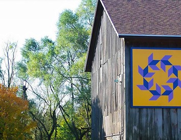 Shawano County and Beyond: How to Find Wisconsin's Barn Quilts