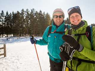 Skiing Escape: Wisconsin's Cross-Country Trails
