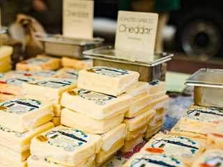 8 Things You Didn't Know About Wisconsin Cheese