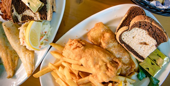 A Brief History of the Wisconsin Fish Fry