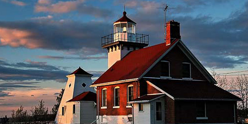 Door County Haunted Lighthouses Travel Wisconsin