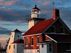 Image for Door County's Haunted Lighthouses
