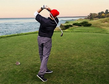 Golf Like A Pro in Wisconsin (or at least where the pros golf)
