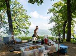 Image for 4 Wisconsin Campsites Along the Mississippi River
