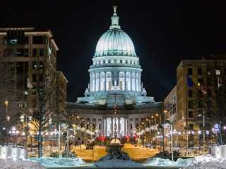 From Culture to Brewhops to Ice Caves, Five Wisconsin Winter Escapes