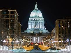 Image for From Culture to Brewhops to Ice Caves, Five Wisconsin Winter Escapes