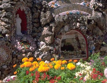 Wisconsin's Great Grottos and Famous Folk Art