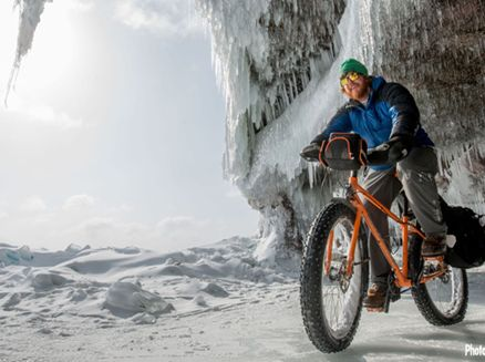 Image for A New Set of Wheels: Fat Tire Biking in Wisconsin