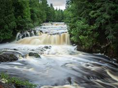Image for 13 Closest Campgrounds to Wisconsin's Waterfalls