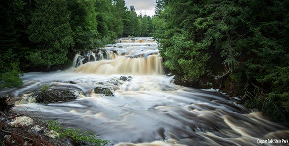 13 Closest Campgrounds to Wisconsin's Waterfalls