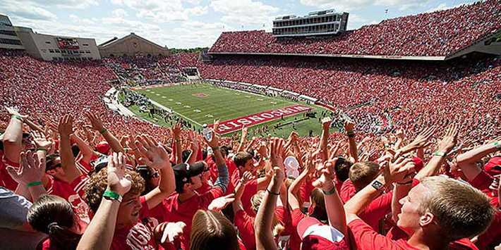 Madison Badgers Gameday Traditions Travel Wisconsin