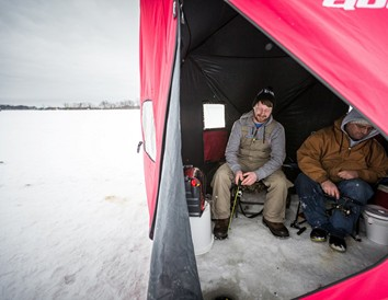 Best Places to Ice Fish in Wisconsin: Lake Winnebago